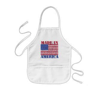 Made in America Kids Apron