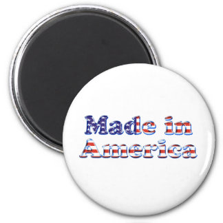 Made in America Logo Magnet
