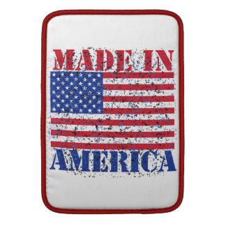 Made in America MacBook Sleeve