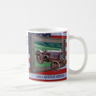 MADE IN AMERICA-MUG COFFEE MUG