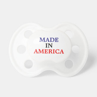 Made in America Pacifier