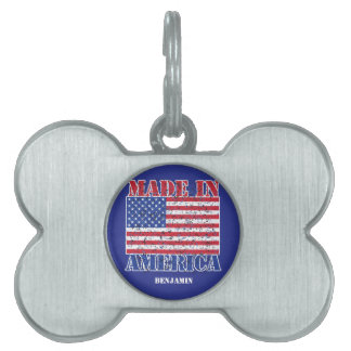 Made in America Pet Tag