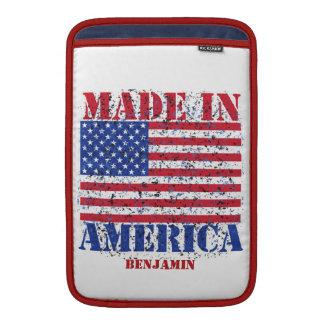 Made in America Sleeve For MacBook Air