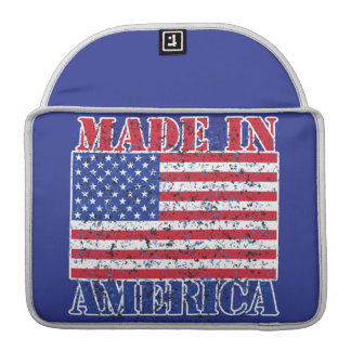 Made in America Sleeve For MacBook Pro