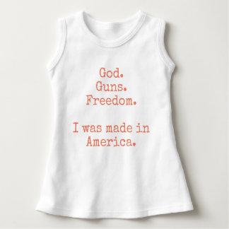 Made in America sleevless Dress