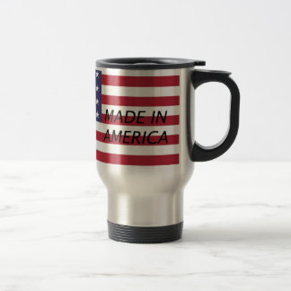 Made in America Travel Mug