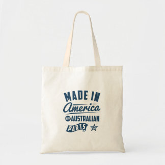 Made In America With Australian Parts