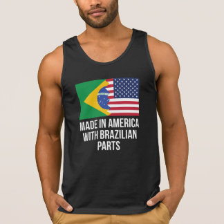 Made In America With Brazilian Parts
