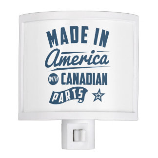 Made In America With Canadian Parts Night Lites