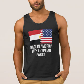 Made In America With Egyptian Parts