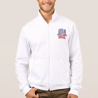 Made In America With Italian Parts Jacket