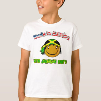 Made in America with Jamaican part's T-Shirt