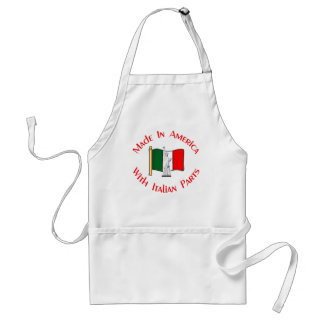 Made in American with Italian Parts Standard Apron