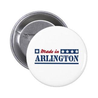 Made in Arlington Pinback Button
