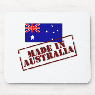 Made In Australia Mousepad (Landscape)