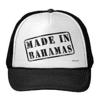 Made in Bahamas Mesh Hats