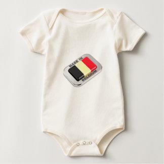 Made in Belgium Baby Bodysuit
