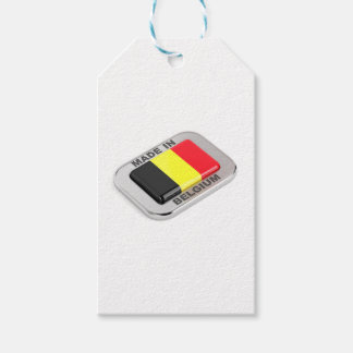 Made in Belgium Gift Tags