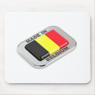 Made in Belgium Mouse Pad