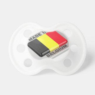 Made in Belgium Pacifier