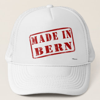 Made in Bern Trucker Hat