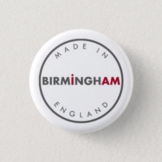 Made in Birmingham Button