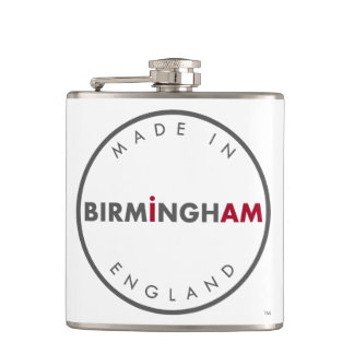 Made in Birmingham Flask