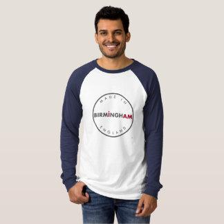Made in Birmingham Raglan Shirt