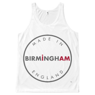 Made in Birmingham Vest