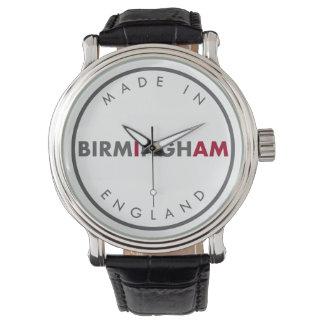Made in Birmingham Vintage Watch