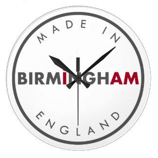 Made in Birmingham Wall Clock