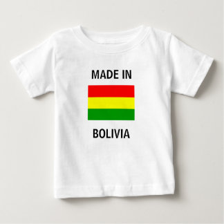 Made in Bolivia Baby T-Shirt