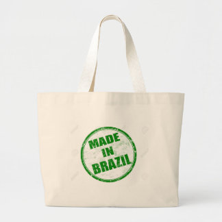 MADE IN BRAZIL LARGE TOTE BAG