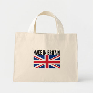 Made in Britain Mini Tote Bag