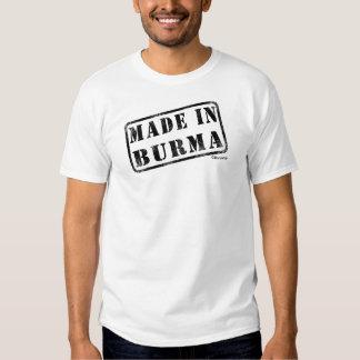 Made in Burma Tshirt
