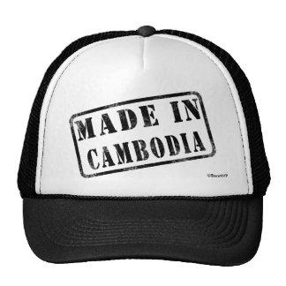 Made in Cambodia Trucker Hat