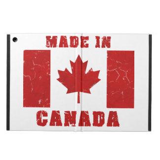 Made in Canada iPad case