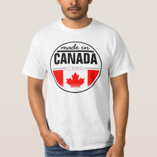 "Made in ...""Canada"" T-Shirt"