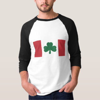 Made In Canada... With Irish Parts T-Shirt