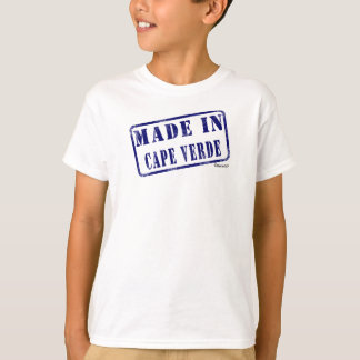 Made in Cape Verde T-Shirt