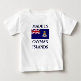 Made in Cayman Islands Baby T-Shirt