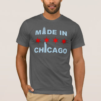 Made in Chicago, Illinois T-Shirt
