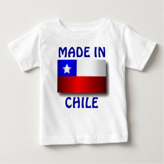 Made in Chile Baby T-Shirt