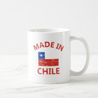 Made in chile coffee mug