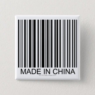 Made in China 2 Inch Square Button