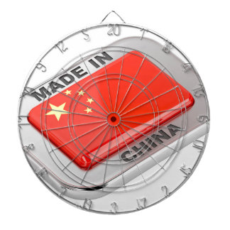 Made in China Dartboard