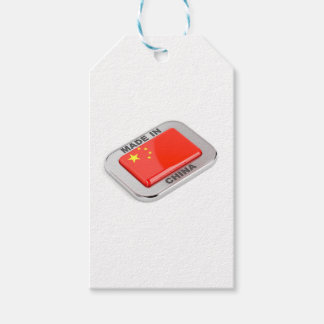 Made in China Gift Tags