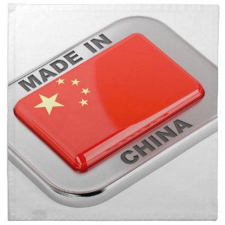 Made in China Napkin
