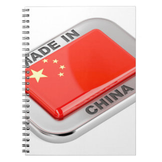 Made in China Notebook
