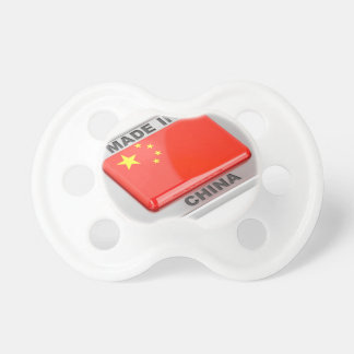Made in China Pacifier